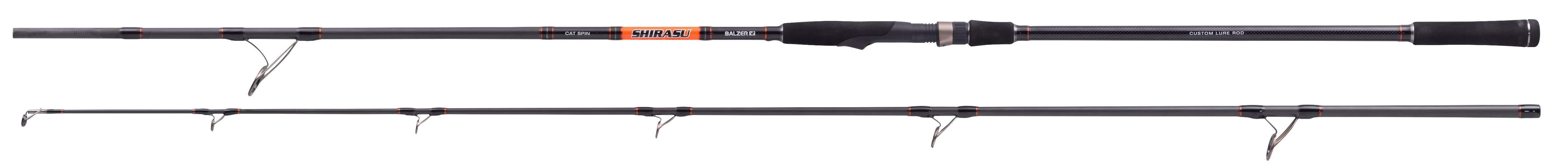 Balzer Shirasu Spin Ruten Serie Serie Serie c59f60