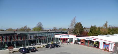 Johann Wessels GmbH Ladengeschaeft